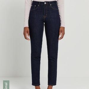 Frank & Oak High Waist Skinny Jeans